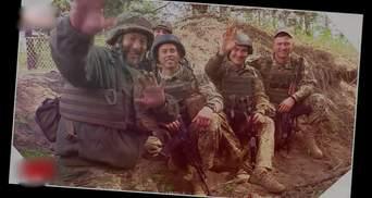 Військові ООС привітали українок з Днем матері: зворушливе відео