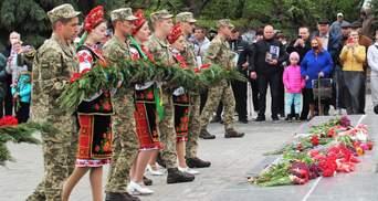 Не празднуем: военные ВСУ почтили погибших во Второй мировой войне