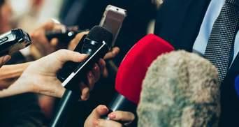 Законопроєкт про медіа можуть винести на голосування у травні, – Ткаченко