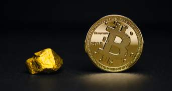 Вартість біткойна може зрости до 146 тисяч доларів: до чого тут золото