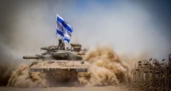 В Ізраїлі стартували найбільші в історії військові навчання, попри масштабні заворушення