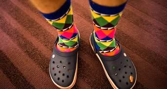 С самой уродливой обуви – в самую популярную: доход Crocs вырос на 460 миллионов