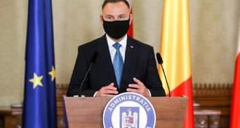 Дуда підтвердив, що на саміті НАТО говоритимуть про Україну