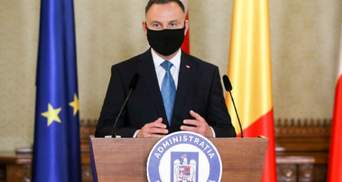 Дуда подтвердил, что на саммите НАТО будут говорить об Украине