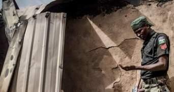 В Нигерии боевики напали на мечеть и похитили 40 человек