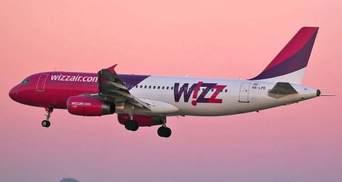 Wizz Air запускает первый рейс из Борисполя: расписание и цены