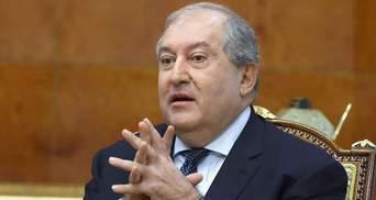 Президент Армении назначил досрочные выборы в парламент: когда они состоятся