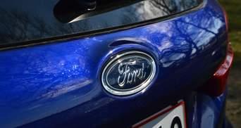 Ford відкликає 600 тисяч автомобілів у США: яка причина