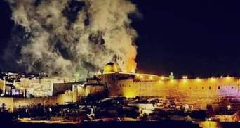 Обстріли не вщухали всю ніч: з Сектора Гази по Ізраїлю випустили понад 200 ракет