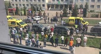 Всі бігали і зачиняли двері, – школяр з Казані розповів про перші хвилини нападу