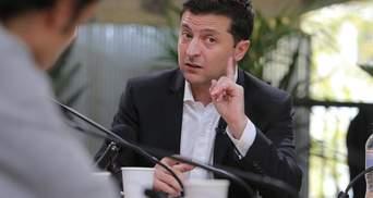 Зеленский призвал Раду вернуть наказание тюрьмой за ложь в декларациях