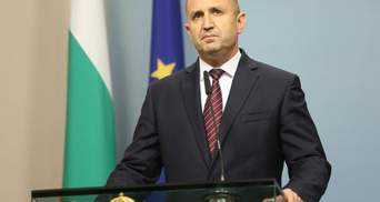 У Болгарії президент розпустив парламент та призначив тимчасовий уряд