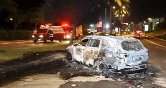 В Ізраїлі посилюються заворушення: горять синагоги й автомобілі