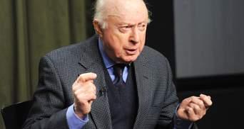 Помер найстаріший у світі актор Норман Ллойд