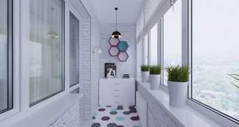 Обустройство балкона в квартире: 3 беспроигрышных идеи