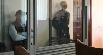 Убийство Гандзюк: суд оставил Мангера и Левина под стражей до 9 июля
