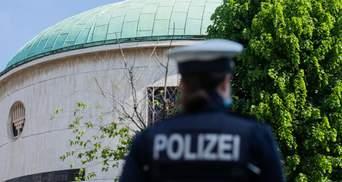 Спалили прапор Ізраїлю: у Німеччині напали на дві синагоги