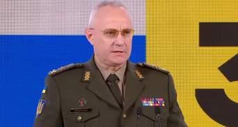 Хомчак рассказал, каковы планы ВСУ касательно контрактников и резервистов