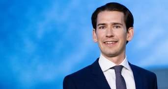 Канцлер Австрії став підозрюваним в антикорупційному розслідуванні