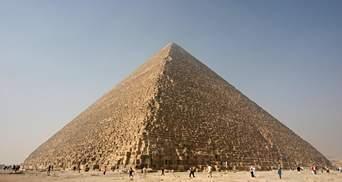 Как исследовать пирамиды с помощью космического излучения