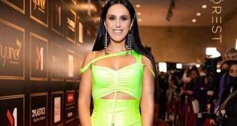 В желтом платье: Джамала поразила ярким образом на YUNA-2021