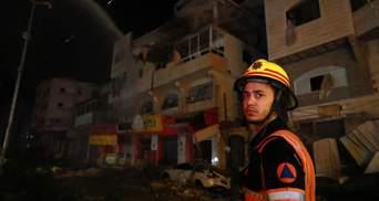 Понад 80 вбитих і майже 500 поранених: бойовики у Секторі Гази підрахували людські жертви