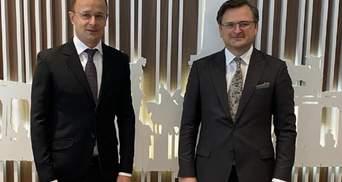 Очільник МЗС Угорщини відвідає Донбас: Сійярто приїде вже в травні