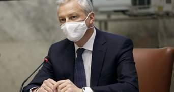 """Франція проти втручання в енергетичну політику ЄС, – Ле Мер про """"Північний потік-2"""""""