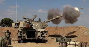 ХАМАС намагався обстріляти ракетами міжнародний аеропорт Ізраїлю