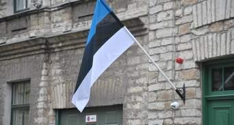 Українські художники представили свої роботи в Талліні: фото