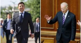 Україна і США працюють над організацією зустрічі Зеленського і Байдена, – Маркарова
