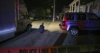 В США произошла масштабная стрельба: пострадали 9 человек