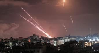 Три ракеты из Ливана запустили в сторону Израиля