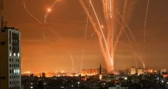 ХАМАС выпустил почти 200 ракет по Израилю, генсек ООН призвал к деэскалации