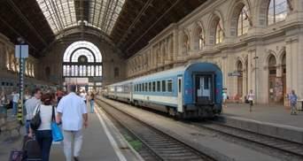 Укрзалізниця відновлює перші міжнародні маршрути: перелік напрямків в Угорщину та Австрію