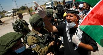 Разом проти Ізраїлю: тисячі йорданців сходяться до кордону, аби підтримати палестинців
