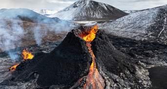 """Незвичайний """"товар"""": в Ісландії намагаються продати активний вулкан"""