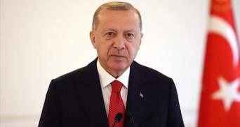 Мы рассержены террором, – Эрдоган об обострении конфликта на Ближнем Востоке