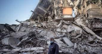Вдарили в будинки, – журналіст пояснив, наскільки атаки Ізраїлю критичні для Сектора Гази