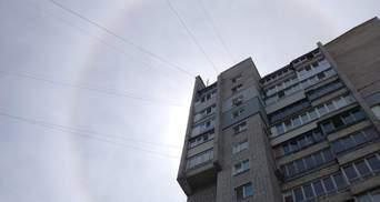 Жителей Запорожья напугало непривычное солнце: видео
