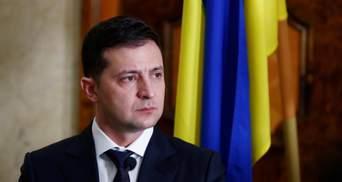 """Зеленський: РНБО ввела санкції проти понад 550 """"злодіїв у законі та кримінальних авторитетів"""""""