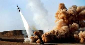 З території Сирії ракетами обстріляли Ізраїль
