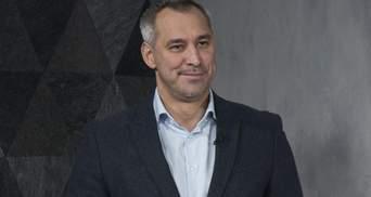 Про відставки, санкції РНБО та справу Медведчука: ексклюзивне інтерв'ю з Рябошапкою
