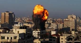 Обстріли в Секторі Гази: загинули цивільні, серед них – діти