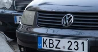 """В Украине вступил в силу закон относительно """"евроблях"""", но сниженные штрафы еще не действуют"""