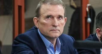 """Домовитись з """"очима Путіна"""" не вдалось, – Рябошапка про те, як з'явились """"плівки Медведчука"""""""