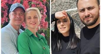 Джамала, Ребрик, Яма: украинские звезды восхитили чувственными фото ко Дню семьи
