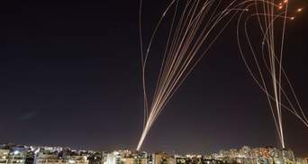 ХАМАС прекратил обстрелы Тель-Авива, но после полуночи может возобновить атаки