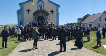 Тітушки та змова поліції з УПЦ МП: заява ПЦУ щодо релігійного конфлікту на Рівненщині