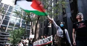 Світом прокотилась хвиля антиізраїльських протестів: не обійшлося без сутичок – фото, відео